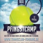 Tennis Flyer 8.5x11