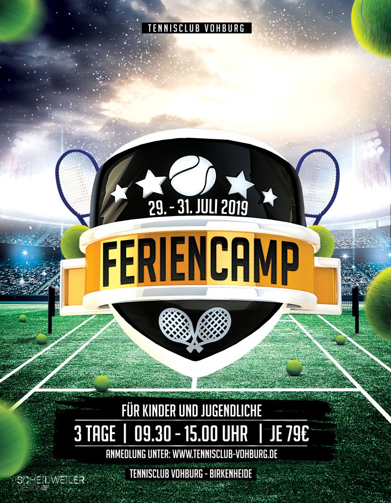 TC Feriencamp Kinder 2019